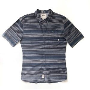 Vans Button Down Short Sleeve Shirt